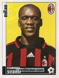 Clarence Seedorf (Associazione Calcio Milan 1899 s.p.a.)
