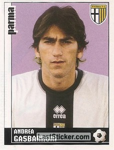 Andrea Gasbarroni (Parma Football Club s.p.a.)