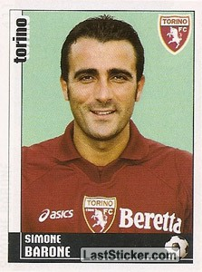 Simone Barone (Torino Football Club s.p.a.)
