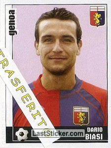 Dario Biasi (Genoa Cricket and Football club s.p.a.)