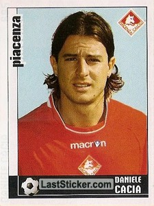 Daniele Cacia (Piacenza Football Club s.p.a.)