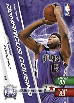 DeMarcus Cousins (Sacramento Kings)