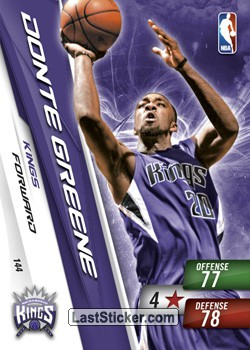 Donte Greene (Sacramento Kings)