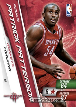 Patrick Patterson (Houston Rockets)