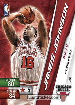 James Johnson (Chicago Bulls)