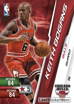 Keith Bogans (Chicago Bulls)