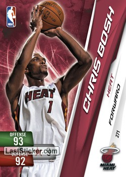 Chris Bosh (Miami Heat)