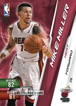 Mike Miller (Miami Heat)