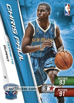 Chris Paul (New Orleans Hornets)