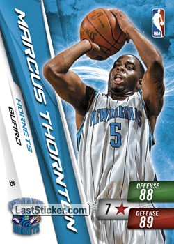 Marcus Thornton (New Orleans Hornets)