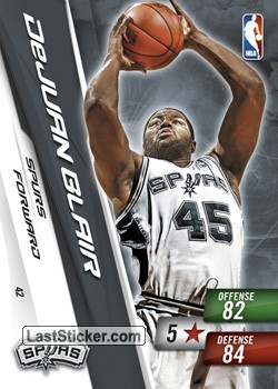 DeJuan Blair (San Antonio Spurs)
