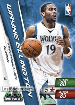 Wayne Ellington (Minnesota Timberwolves)