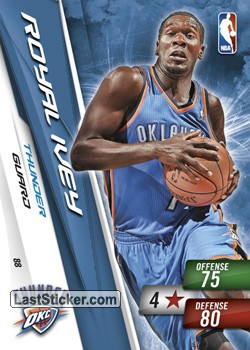 Royal Ivey (Okclahoma City Thunder)
