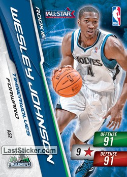 Wesley Johnson (Minnesota Timberwolves)