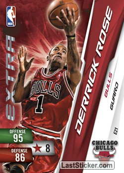 Derrick Rose (Chicago Bulls)