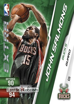 John Salmons (Milwaukee Bucks)