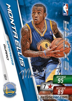 Monta Ellis (Golden State Warriors)