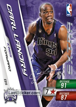 Carl Landry (Sacramento Kings)