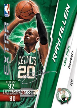 Ray Allen (Boston Celtics)