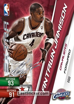 Antawn Jamison (Cleveland Cavaliers)
