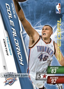 Cole Aldrich (Okclahoma City Thunder)