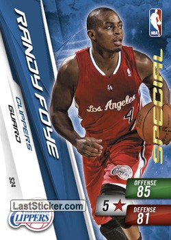 Randy Foye (Los Angeles Clippers)