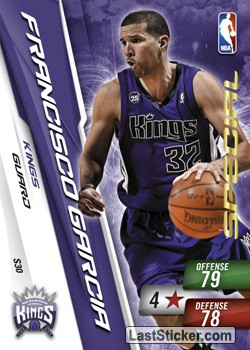 Francisco Garcia (Sacramento Kings)