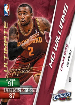Mo Williams (Cleveland Cavaliers)