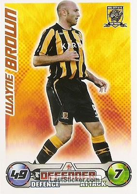 Wayne Brown (Hull City)