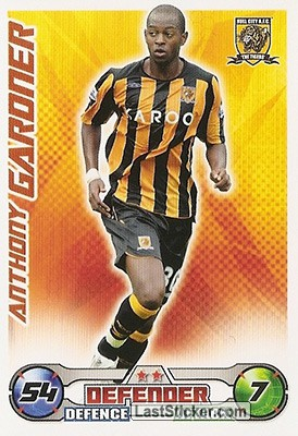 Anthony Gardner (Hull City)