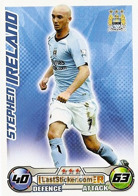 Stephen Ireland (Manchester City)