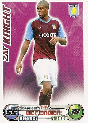 Zat Knight (Aston Villa)