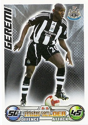 Geremi (Newcastle United)