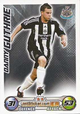 Danny Guthrie (Newcastle United)