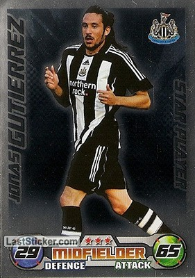 Jonas Gutierrez (Newcastle United)