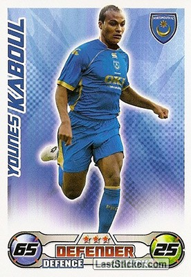 Younes Kaboul (Portsmouth)