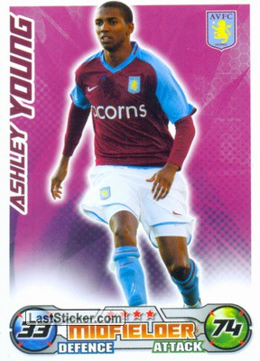 Ashley Young (Aston Villa)
