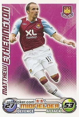 Matthew Etherington (West Ham United)