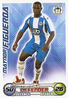 Maynor Figueroa (Wigan Athletic)
