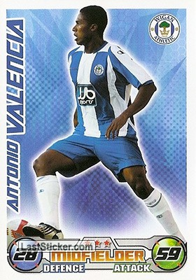 Antonio Valencia (Wigan Athletic)