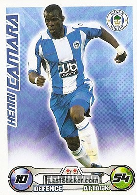 Henri Camara (Wigan Athletic)