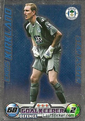Chris Kirkland (Wigan Athletic)