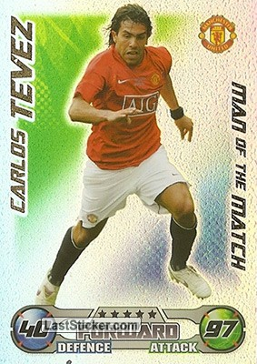 Carlos Tevez (Manchester United)