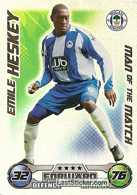 Emile Heskey (Wigan Athletic)