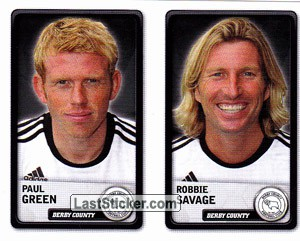 Paul Green/Robbie Savage (Derby County)