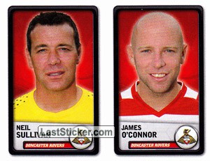 Neil Sullivan/James O`Connor (Doncaster Rovers)