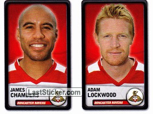 James Chambers/Adam Lockwood (Doncaster Rovers)