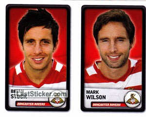 Brian Stock/Mark Wilson (Doncaster Rovers)