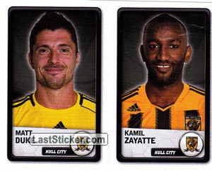 Matt Duke/Kamil Zayatte (Hull City)