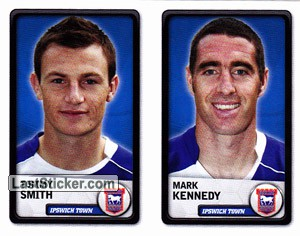 Tommy Smith/Mark Kennedy (Ipswich Town)
